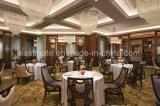두바이 대중음식점 가구에 차리는 목제 완료 대중음식점 테이블