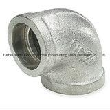 Cotovelo do soquete do aço inoxidável de encaixes de tubulação 304