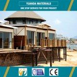 중국은 홈 조립식 호텔을과 Vila 조립식 가옥 집 조립식으로 만들었다