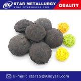 Briquetes de silício Si50&65 o substituto de ferro silício