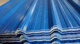 Folha impermeável da telhadura do PVC do peso leve para o telhado plástico