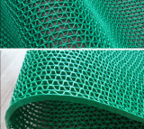 反非スリップのスキッドの防水防水浴室の洗面所の浴室の浴槽のシャワーWC PVCプラスチックビニールの床のフロアーリングのマット