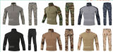 7つのカラー軍隊の戦術的な戦闘のカエルのカムフラージュのユニフォーム