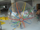 0,7 ~ 1,0 mm de PVC / TPU inflable de la piscina flotante del agua de la bola