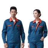 熱い販売の男女兼用のCVC 60/40枚のWorkwearの綿工学ユニフォーム