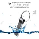 Grelle U Platte 2GB 4GB 8GB freier Firmenzeichen-wasserdichter Schlüssel USB-