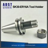 Suporte de ferramenta de trituração dos acessórios Sk30-Er16A da ferramenta para a máquina do CNC