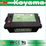 Koyama 12V 200ah SMF 자동 차량 트럭 또는 자동차 배터리 N200