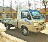 SINOHTC 4X2 mini elektrischer LKW, elektrische Ladung Van mit einzelnem Fahrerhaus