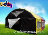 [بفك] مشمّع وقاية خيمة مسيكة مادّيّة قابل للنفخ