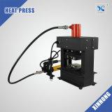 a imprensa hidráulica dupla de alta pressão a mais quente do calor da resina das placas de aquecimento 20T