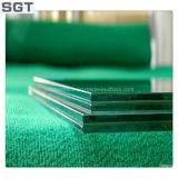 建物のための6.38mmの低い鉄によって和らげられる薄板にされたガラス