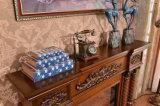 ホテルの家具ヨーロッパの切り分けるLEDはつける暖房の電気暖炉(320SB)を