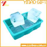 調理する台所用品のカスタムシリコーンの角氷(YB-HR-54)のツールのシリコーンの角氷の皿を