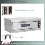 Gas/forno elettrico della pizza per il pane di cottura