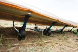 Singola tenda della sospensione esterna di uso