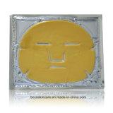 24k顔マスクシートを保湿するNano金のコラーゲンの水晶