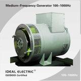 Альтернатор генератора 100-1000Hz AC трехфазный безщеточный одновременный