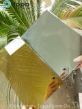Konkurrenzfähiger Preis-Farben-Spiegel Temperable Spiegel-Glas für Befragung-Raum (Lux)