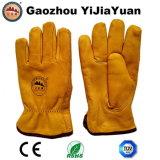 Перчатки работы безопасности для управлять с подкладкой Thinsulate полной
