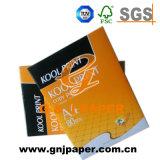 Haut de page A4 de la qualité du papier copieur 80g pour le commerce de gros en Chine