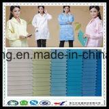 Tessuto dei vestiti del locale senza polvere personalizzato ESD