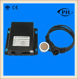 Sensor ultrasónico del detector llano del diesel del combustible