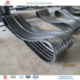 Bom para bloqueio de água do apoio hidroelástico misto de construção