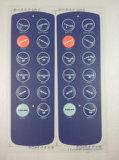 Panneau de contact à télécommande de membrane pour des systèmes téléphoniques, fait sur commande