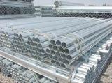 Caldo saldato del grado B di ASTM A106 tuffato galvanizzato intorno al tubo d'acciaio