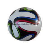 Weiße Farbe Belüftung-begrüßte riesige aufblasbare Fußball-Kugel, 6 Fuß des Durchmesser-, Soem-Ordnungen