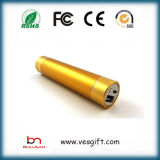 Bateria de iões de lítio portátil Powerbank de telefone celular 2600mAh