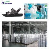 Résine d'unité centrale de prépolymère de polyuréthane pour la semelle de chaussure/chaussure a-5005/B-5002 unique de santal