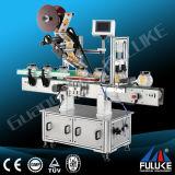 Máquina redonda/lisa/quadrada do lado automático do dobro do fornecedor da fábrica do frasco de etiquetas