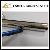 tubo del quadrato dell'acciaio inossidabile 201 304 316L