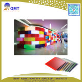 Scheda di colore del perspex della plastica PMMA/macchina espulsione acriliche del comitato