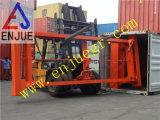 De halfautomatische Verspreider van het Frame van de Verspreider van de Container Opheffende voor de Container van de Lading