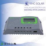 30A 12 / 24V MPPT regulador solar de panel de batería