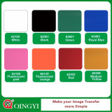 Qingyi de haute qualité de transfert de chaleur en PVC Vinyl de papier pour T-Shirt
