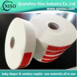 Papel de alta qualidade Airlaid para guardanapo sanitário
