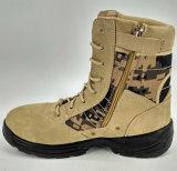 Chaussures de sûreté militaires de cheville d'Utex de chapeau en acier élevé de tep Ufe017