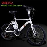 Bici eléctrica 700c del motor impulsor del sensor 8fun de la torque MEDIADOS DE