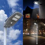Solar-LED nachladbares Licht des China-weißen Licht-für im Freienwand-Lampe