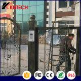 SIPのドアの電話WiegandインターフェイスRS485はBosch Knzd-51 Kntechを接続する