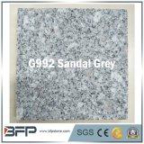 Azulejos de suelo grises de la nueva sandalia del color G992 del granito, losas, escaleras para el material de construcción