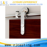 ステンレス鋼の納屋様式の引き戸のハードウェア