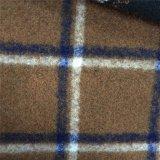 Проверенная причудливый ткань для одежд, ткань шерстей Suiting костюма, одежда, ткань одежды