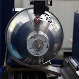 Быстро вырезывание металла от машины лазера волокна Китая Hans GS
