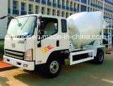 Prezzo del camion della betoniera di FAW, camion della betoniera da vendere
