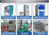 Endurecimento mecânico das peças do trabalho contínuo/que extingue o calefator de indução